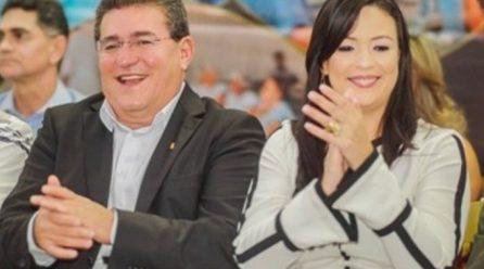 TENTANDO APLACAR OS ÂNIMOS, MÁRCIA CONRADO AFIRMA LEALDADE A LUCIANO DUQUE